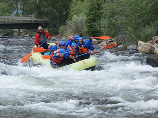 Rafting generated $162M for state in 2015