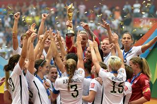 Team USA wins 2015 FIFA Women's World Cup