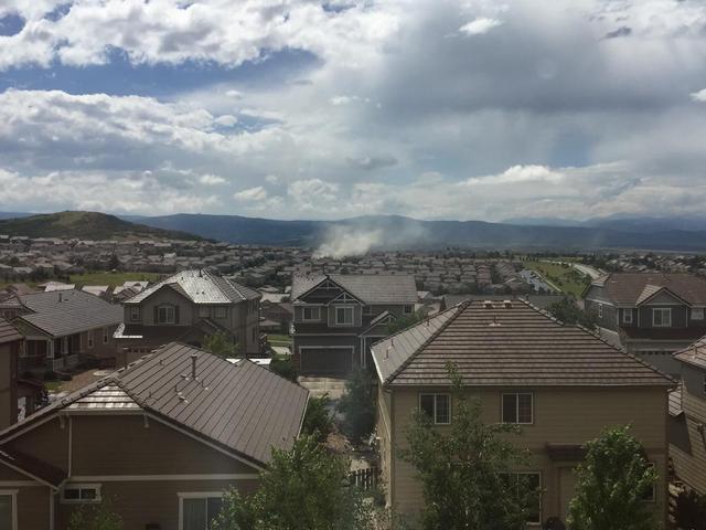 Castle Rock House Fire Investigated Denver7