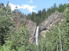 7 great Colorado waterfalls with little hiking