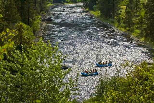 Season's First Colorado Drowning? Man Dead in Arkansas ...