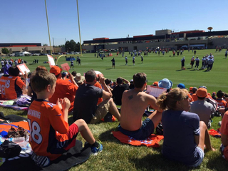Broncos announce 12 free training camp practices