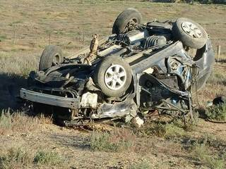 59 people have died on highways so far this year