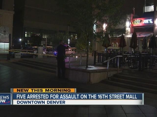 Restaurant Near Th Street Mall In Denver