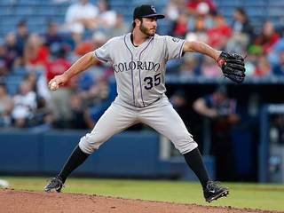 Rockies' Bettis optimistic after cancer bout