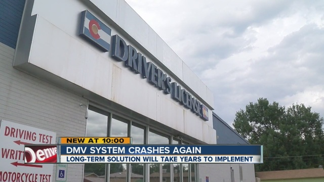 Colorado Dmv Experiences 2nd Computer Outage In Less Than