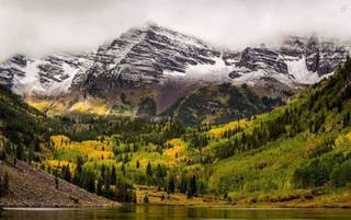 How to take that famous Maroon Bells picture