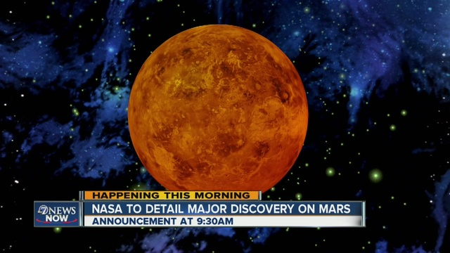 'Mars mystery solved': NASA to announce 'major' news ...
