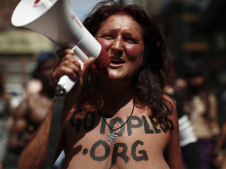 Fort Collins fights to keep ban on topless women