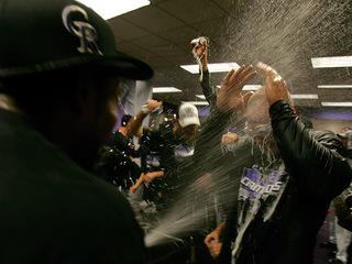 TBT: Rockies were NLCS champs on Oct. 15, 2007