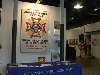 Young vets reshape VFW Post #1 with yoga, art
