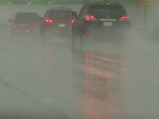 Severe weather, a problem for Colorado roads