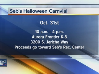 Local nonprofit hosting Halloween carnival