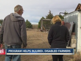 AgrAbility Project helps disabled farmers