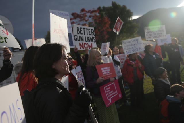 Voices heard in free speech zone