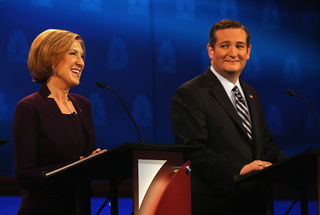 GOP candidates not happy with CNBC's debate