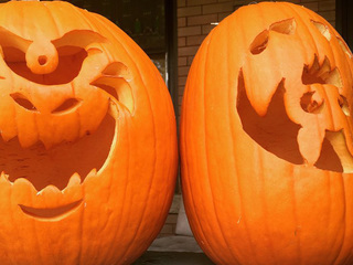 Pumpkin pitching is apparently bad for planet