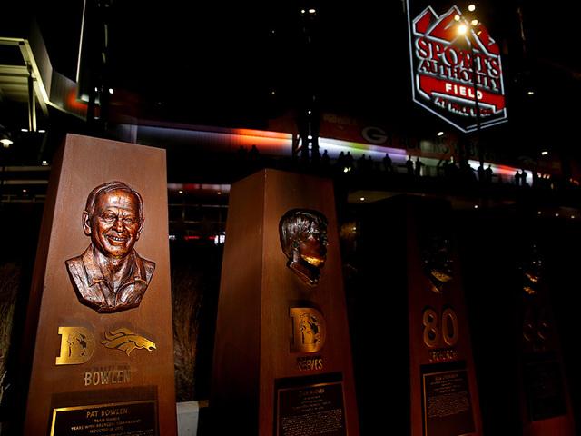 Denver Broncos Ring Of Fame