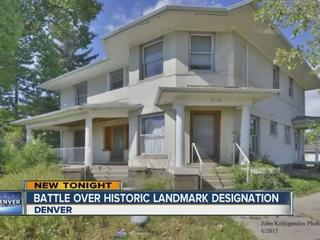 Historic designation to go before City Council