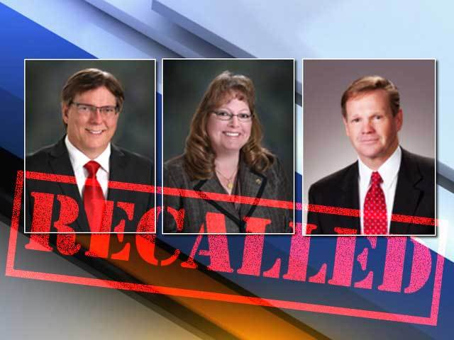 JeffCo County School Board members ousted