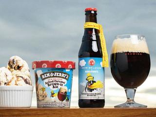 New Belgium's ice cream-flavored beer is here