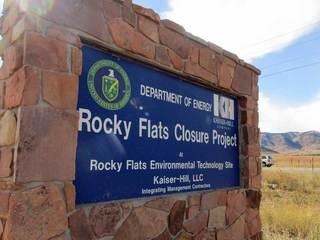 Inside Rocky Flats closed gates