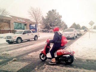 Snow photos from Nov. 16 storm