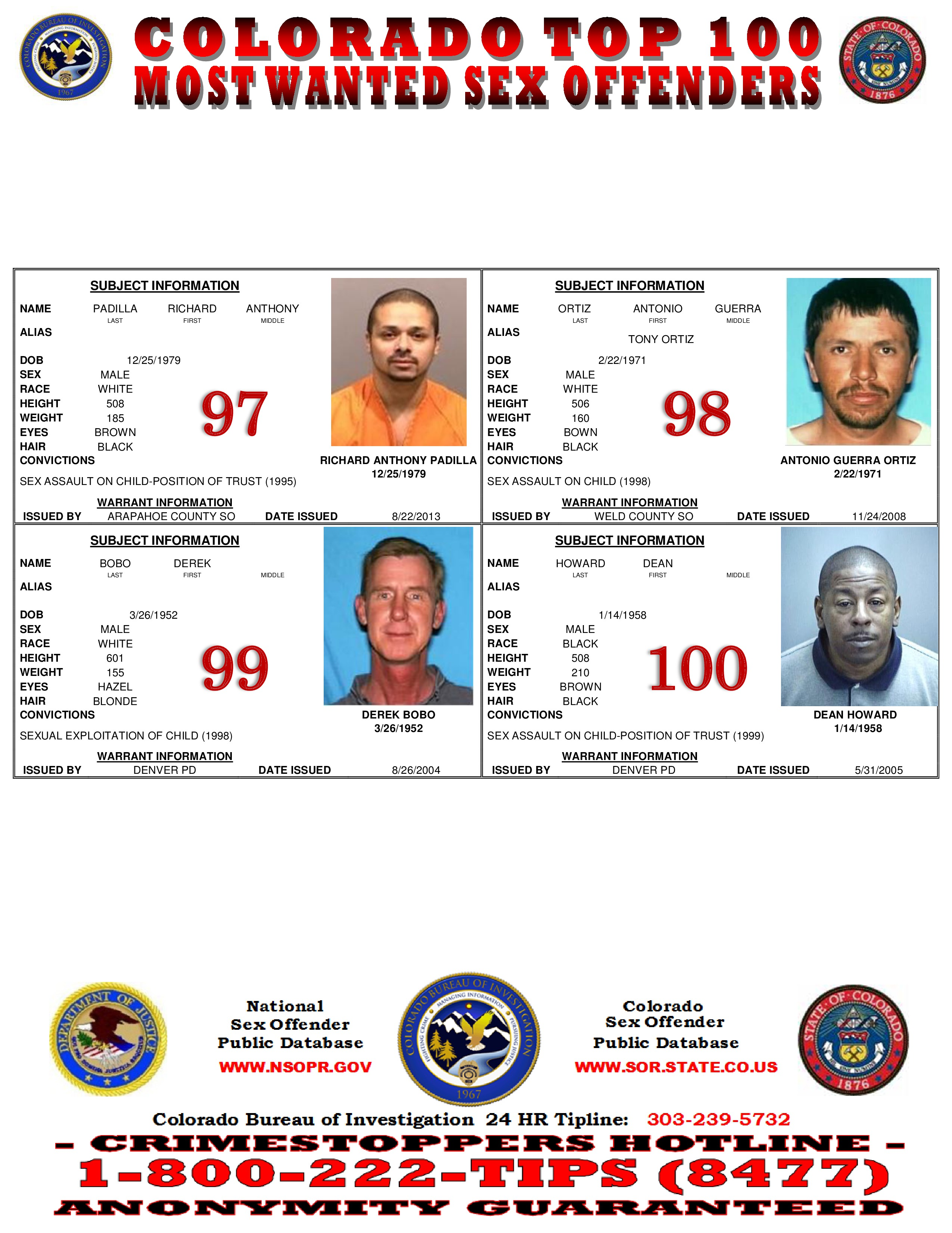 Washington sex offender registery fact sheet horny