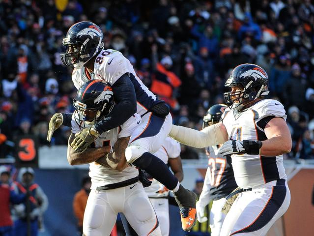 Denver Broncos beat Chicago Bears 17-15 - 7NEWS Denver ...