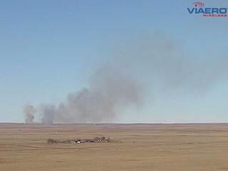 Voluntary evacuations at El Paso County wildfire