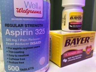 Aspirin could treat diseases like Alzheimer's