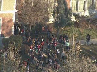 2 students detained for gun scare at East HS