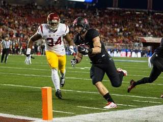 Christian McCaffrey declares for NFL draft