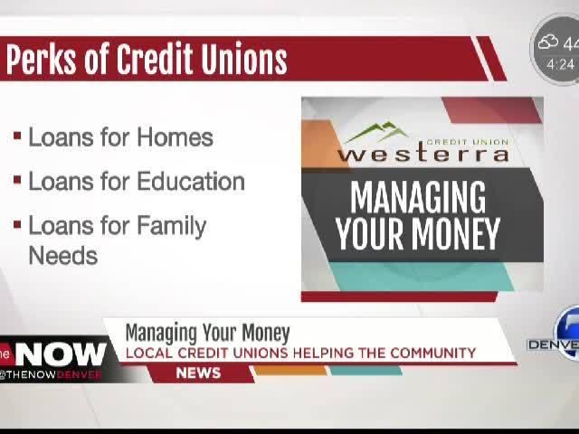 Community Perks of Credit Unions