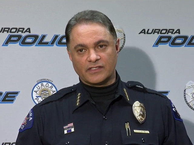 Aurora PD Chief Metz welcomes trans community