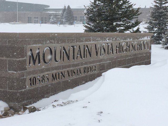 2 students arrested after threat to Mountain Vista High School in