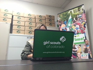girl scouts roll out online cookie sales this winter