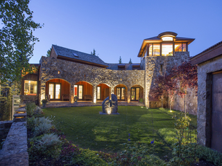 Oprah reportedly owns this Telluride mansion