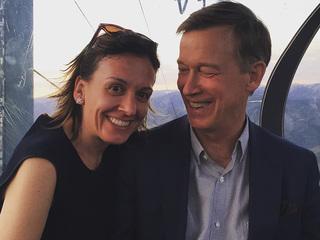 Gov. Hickenlooper announces engagement