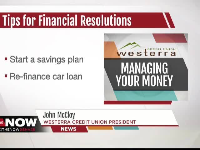 Tips for Finance Resolutions
