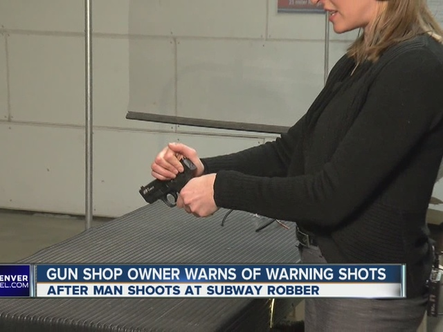 Concern over 'Bounty Hunter' firing warning shot