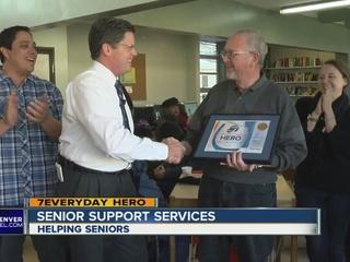 7Everyday Hero helps low-income seniors