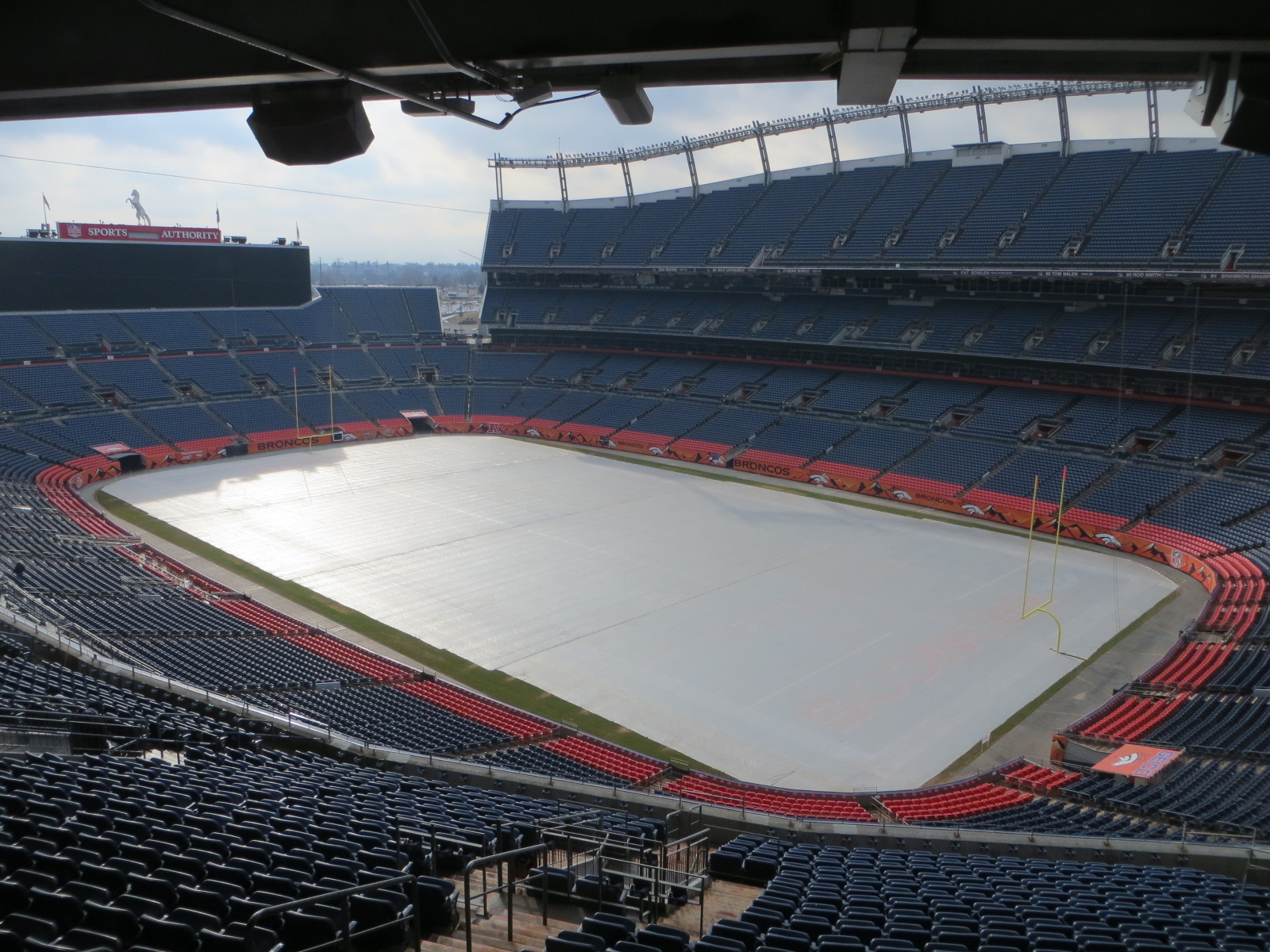 11 Secrets Of Sports Authority Field At Mile High Stadium