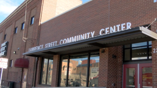 A look inside the Lawrence Community Center