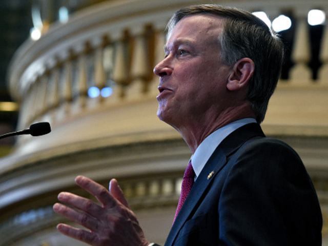 Gov. John Hickenlooper to speak at next week's Democratic National Convention