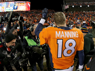 School bans Peyton Manning jerseys due to No. 18