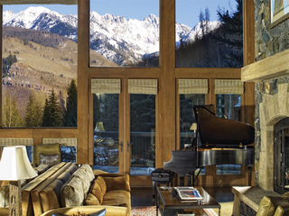 Vail home by golf course selling for about $20M