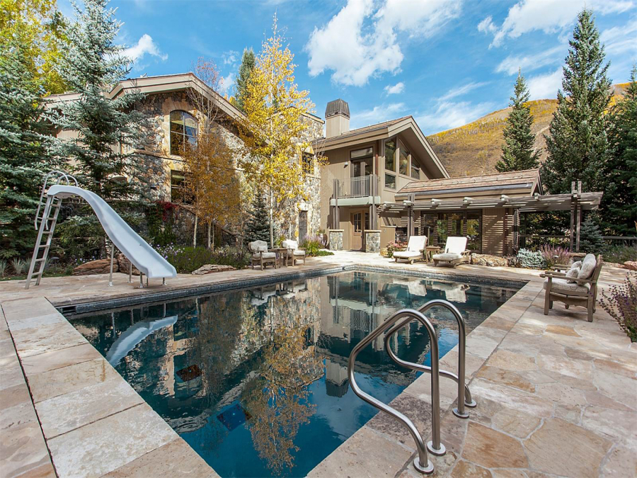 Extreme Homes Of Colorado Hollywood Producer Selling Vail