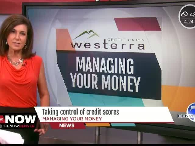 Taking Control Of Credit Scores