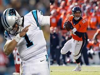 Peyton Manning calls Cam Newton: Awesome